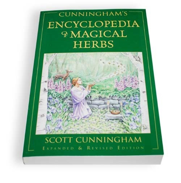 Picture of Encyclopaedia of Magical Herbs - Scott Cunningham