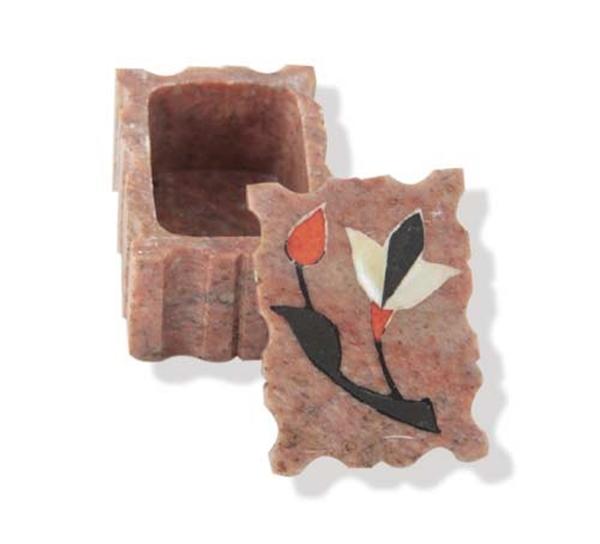 Picture of SecretsWishing Box - Soapstone