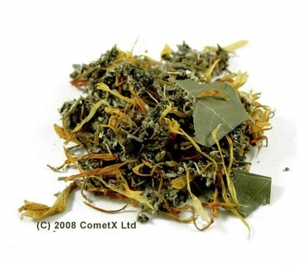 Picture of Blended Herbs - Enhance Psychic Power (25g)