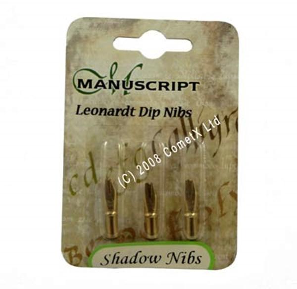 Picture of Dip Pen Nib Set - Shadow