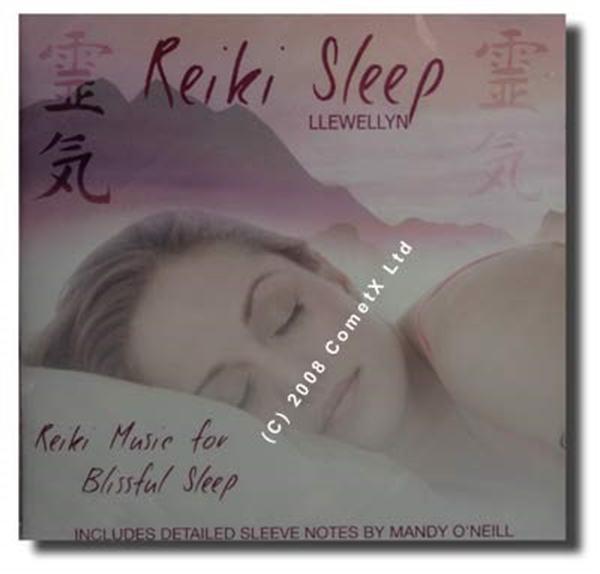 Picture of Reiki Sleep (Llewellyn)