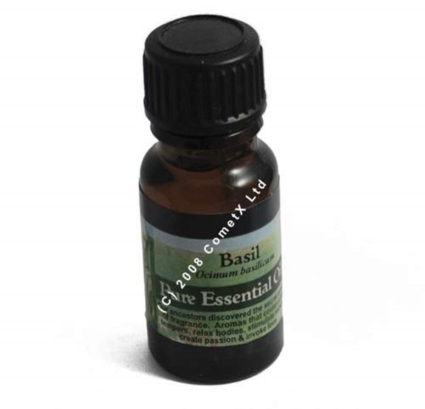 Picture of Basil (Ocimmum Basilicum) 10ml