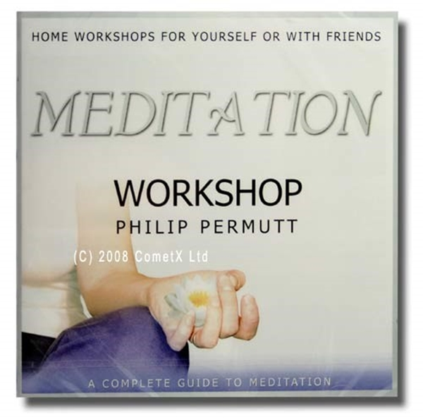 Picture of Meditation Workshop CD (Philip Permutt)