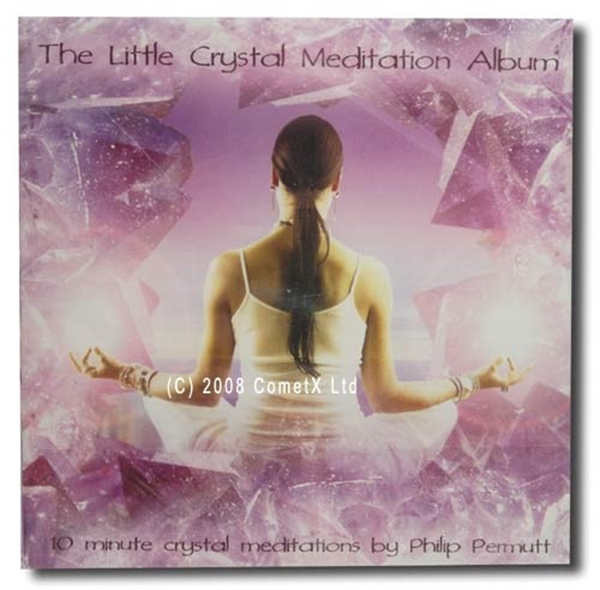 Picture of Little Crystal Meditation Album (CD) - Philip Permutt