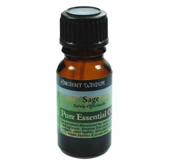 Picture of Sage Essential Oil (Salvia Officinalis) 10ml