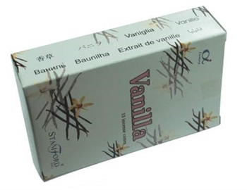 Picture of Vanilla Incense Cones