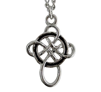 Picture of Celtic Knot Cross - Happy Love and Friendship