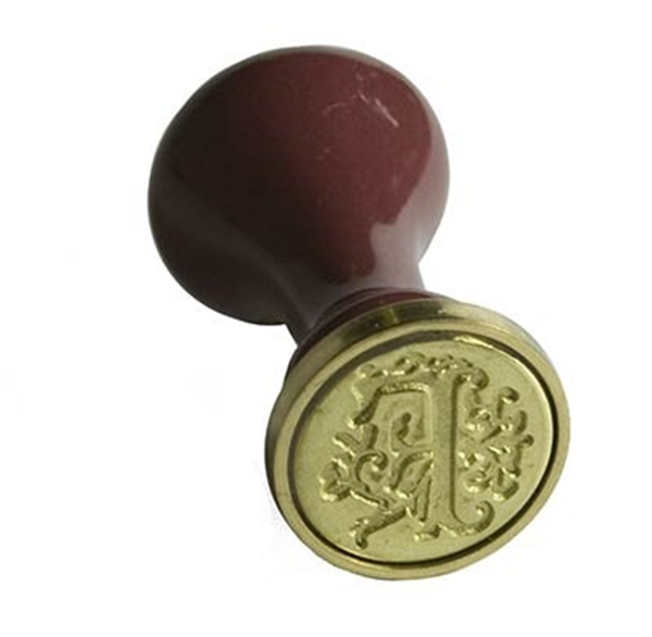 Picture of Wax Seal - Monogram (Letter  F)