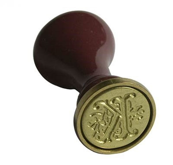 Picture of Wax Seal - Monogram (Letter  K)