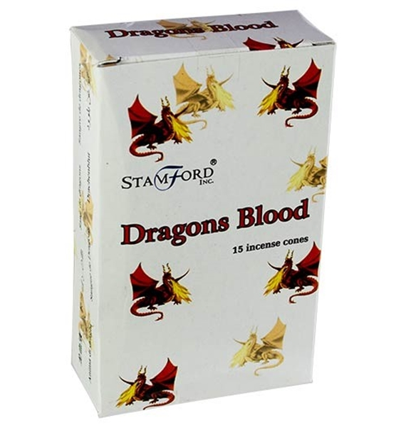 Picture of Dragons Blood Incense Cones