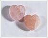 Picture of Rose Quartz Puff Hearts - Mini