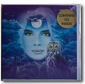 Picture of Gift Card CD - Moon Card