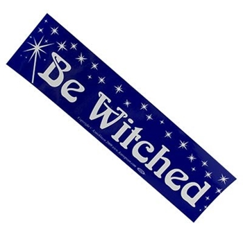 Picture of Bumper Sticker - Bewitched