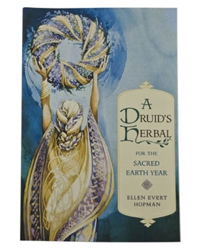 Picture of Druids Herbal For The Sacred Earth Year- Ellen Evert Hopman