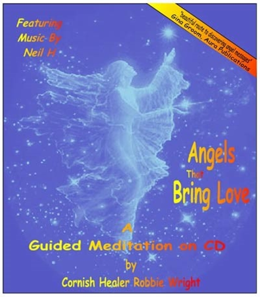 Picture of Angels That Bring Love - Guided Meditation CD