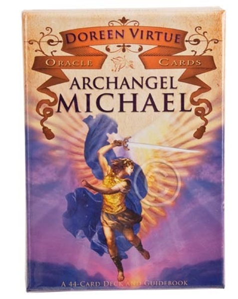 Picture of Archangel Michael Oracle Cards - Doreen Virtue