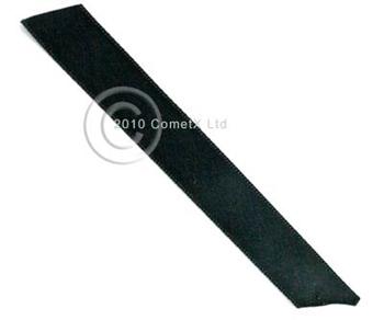 Picture of Ribbon - 16mm (Black Satin)