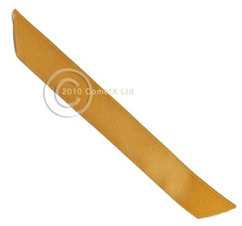 Picture of Ribbon - 16mm (Gold Satin) PER METER