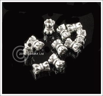 Picture of Spacer Beads (Bow) - Metal (Pk 50)
