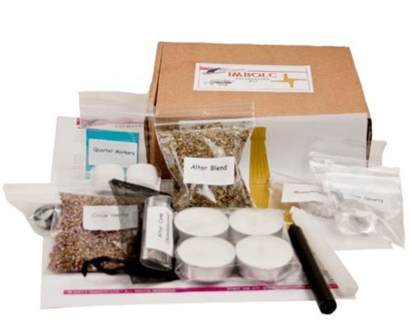 Picture of Imbolc Celebration Pack - With Ritual