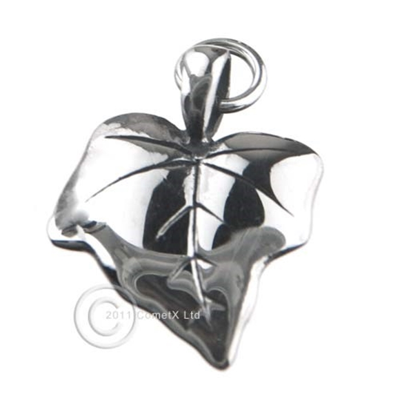 Picture of Ivy Leaf CharmPendant - Sterling Silver