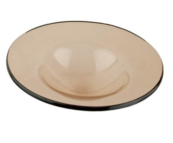 Picture of Replacement Glass Dish - Smokey Grey