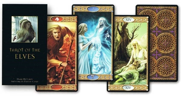 Picture of Tarot Of The Elves Deck