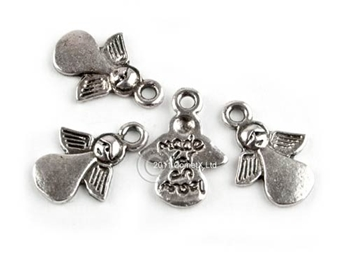 Picture of Angel Charm - Made For An Angel (Pk 20)