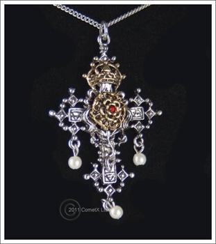 Picture of Hampton Court Rosy Cross (LT03)