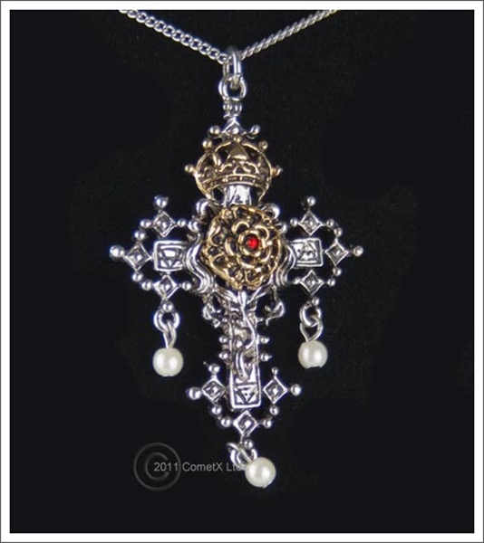 Picture of Hampton Court Rosy Cross (LT03)