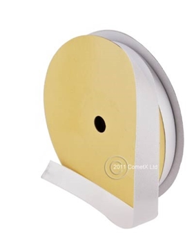 Picture of Ribbon (White) - 15mm  (PER METER)