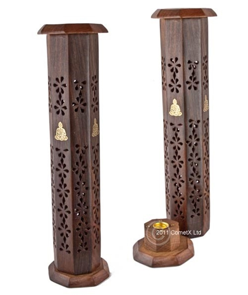 Picture of Incense Tower - Buddha