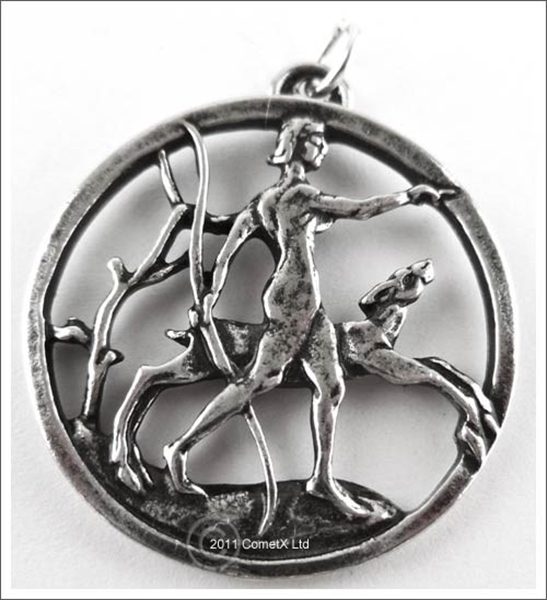 Picture of Diana - Earthsea Charm