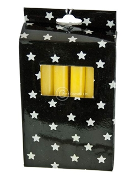Picture of Magic Spell Candles (Box of 12) - Yellow