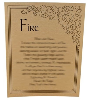 Picture of Fire Evocation - Quick Reference Guide (A4)