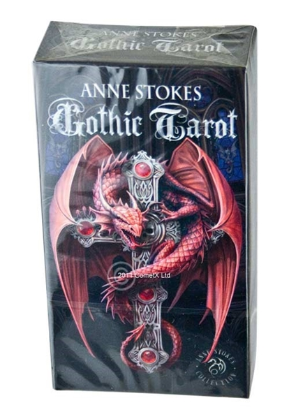 Picture of Gothic Tarot - Anne Stokes