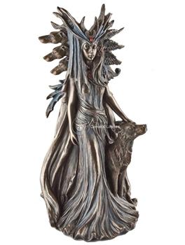 Picture of Hekate Statue - Bronze Finish