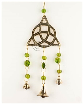 Picture of Celtic Triquetra Bell Chime