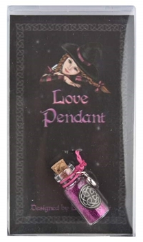 Picture of Love - Spell Bottle Pendant (Lisa Parker)