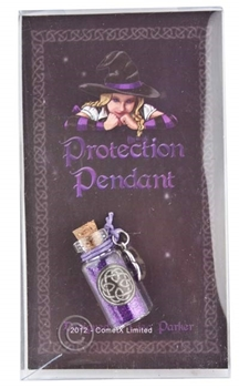 Picture of Protection - Spell Bottle Pendant (Lisa Parker)