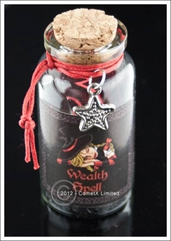 Picture of Spell Jar - Wealth (Lisa Parker)