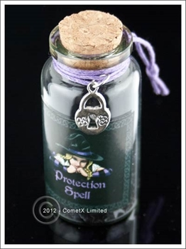 Picture of Spell Jar - Protection (Lisa Parker)