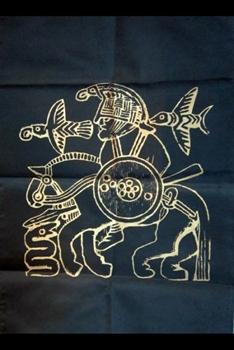Picture of Altar Cloth (Norse) - Odin (90x60cm)