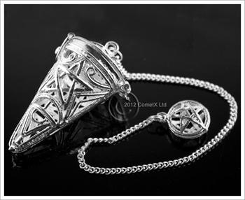 Picture of Pentagram Pendulum (Hinged)