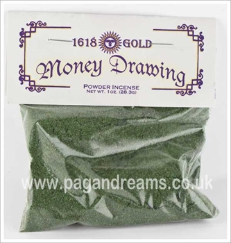 Picture of Powder Incense - Money Drawing