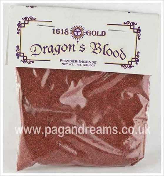 Picture of Powder Incense - Dragons Blood