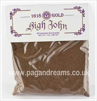Picture of Powder Incense - High John
