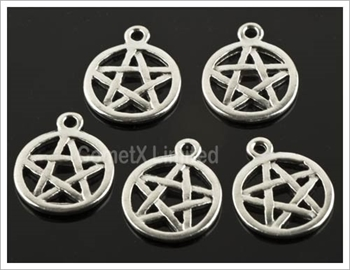 Picture of Pentacle Charm - Pack of 6