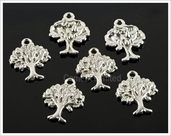 Picture of Tree Of Life Charms - Pack of 6