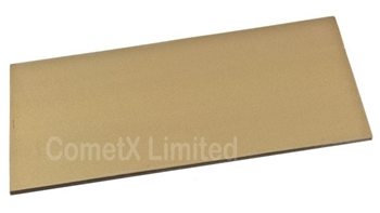 Picture of Decorative (Aplique) Wax Sheets - Gold (Pk 5)